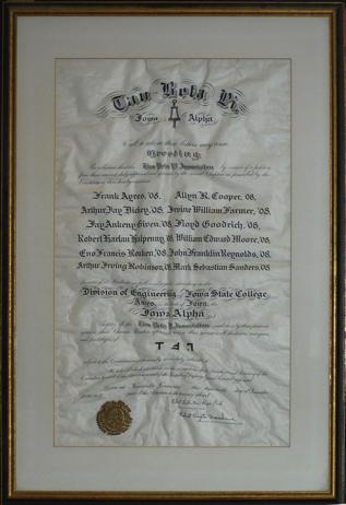 IA A Charter